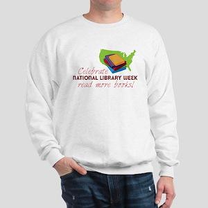 Library Week Sweatshirt