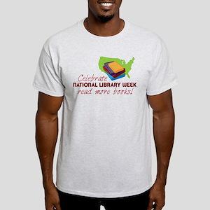 Library Week Light T-Shirt