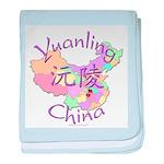 Yuanling China baby blanket