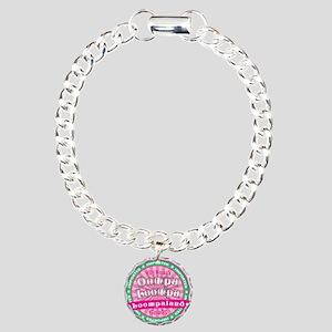Oompa Loompa Candy Charm Bracelet, One Charm