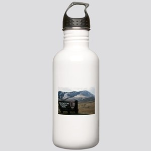 Yellowstone National Park Sports Water Bottle