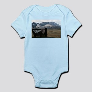 Yellowstone National Park Body Suit