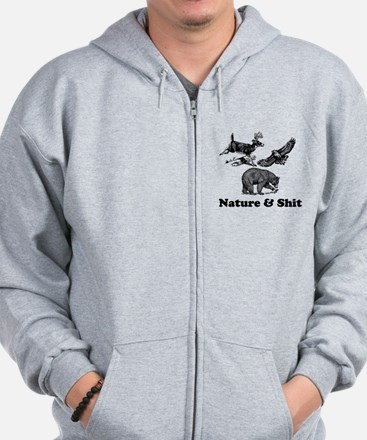 Nature & Shit Sweatshirt