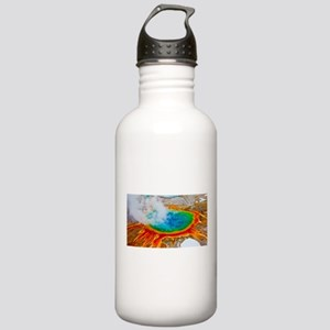 Yellowstone National Park Sports Water Bottle
