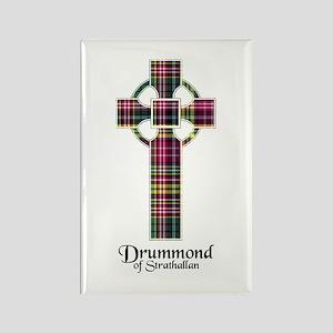 Cross - Drummond of Strathallan Rectangle Magnet
