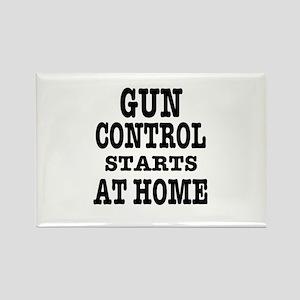GUN CONTROL STARTS AT HOME, t shirts, gifts Rectan