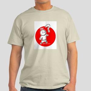 Question Boy | Light T-Shirt