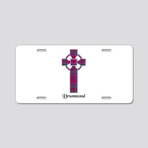 Cross - Drummond Aluminum License Plate