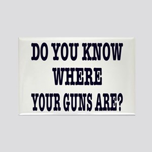 DO YOU KNOW WHERE YOUR GUNS ARE, t shirts,gifts Re
