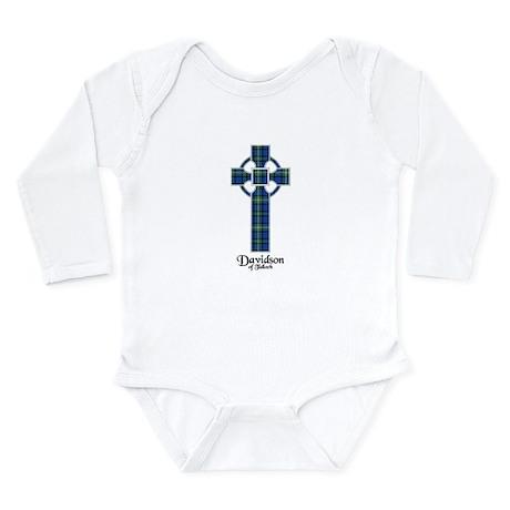 Cross - Davidson of Tulloch Long Sleeve Infant Bod