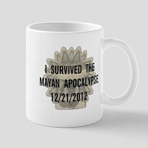 I Survived the Mayan Apocalypse Mug