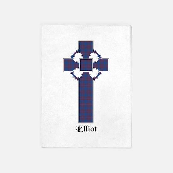 Cross - Elliot 5'x7'Area Rug