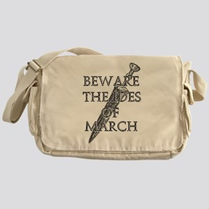 Beware The Ides Of March Messenger Bag