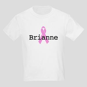 BC Awareness: Brianne Kids T-Shirt