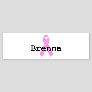 BC Awareness: Brenna Bumper Sticker