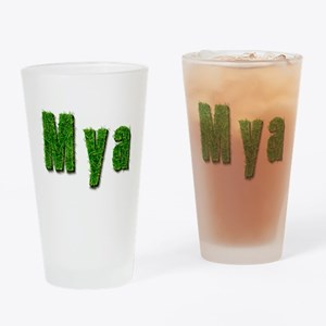 Mya Grass Drinking Glass