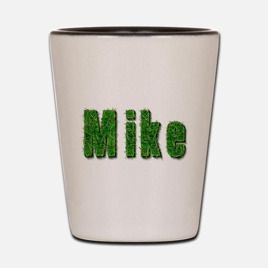 Mike Grass Shot Glass