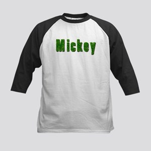 Mickey Grass Kids Baseball Jersey