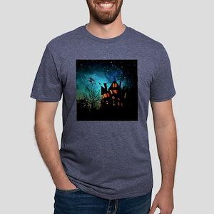 Halloween20160801 Mens Tri-blend T-Shirt