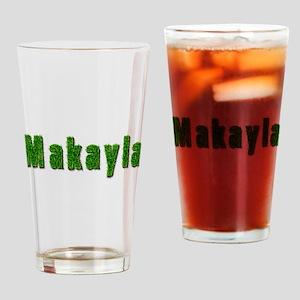 Makayla Grass Drinking Glass