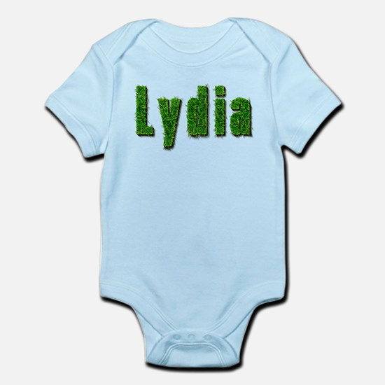 Lydia Grass Infant Bodysuit
