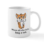 Hug a Cat Mug