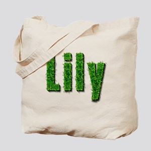 Lily Grass Tote Bag