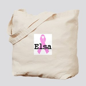 BC Awareness: Elsa Tote Bag