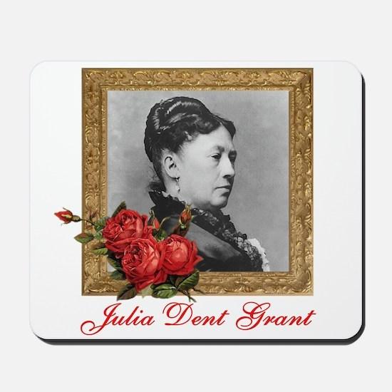 Julia Dent Grant Mousepad