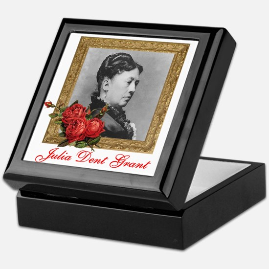 Julia Dent Grant Keepsake Box