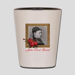Julia Dent Grant Shot Glass