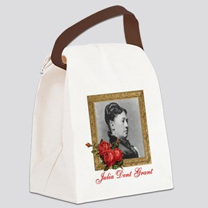Julia Dent Grant Canvas Lunch Bag