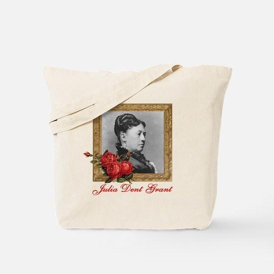 Julia Dent Grant Tote Bag