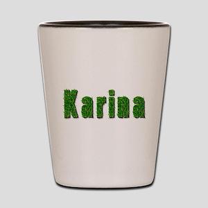 Karina Grass Shot Glass