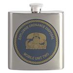 EOD Mobile Unit 2 Flask