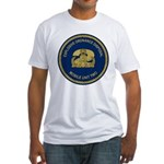 EOD Mobile Unit 2 Fitted T-Shirt