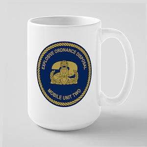 EOD Mobile Unit 2 Large Mug