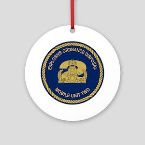 EOD Mobile Unit 2 Ornament (Round)