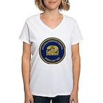 EOD Mobile Unit 2 Women's V-Neck T-Shirt