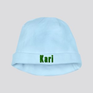Kari Grass baby hat