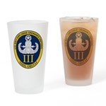 EOD Mobile Unit 3 Drinking Glass