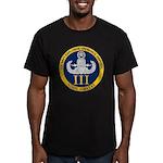 EOD Mobile Unit 3 Men's Fitted T-Shirt (dark)