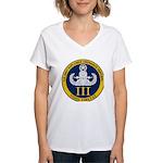 EOD Mobile Unit 3 Women's V-Neck T-Shirt