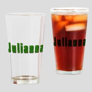 Julianna Grass Drinking Glass