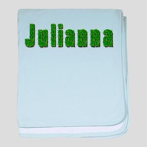 Julianna Grass baby blanket