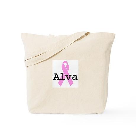 BC Awareness: Alva Tote Bag