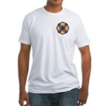 13th ESC Fitted T-Shirt