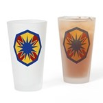 13th ESC Drinking Glass