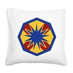 13th ESC Square Canvas Pillow