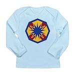 13th ESC Long Sleeve Infant T-Shirt